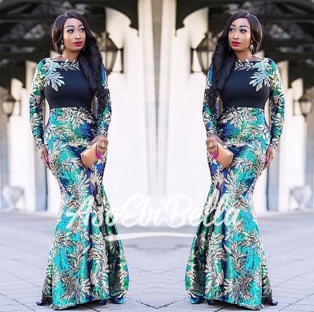 182 – The Latest Aso Ebi Styles - BellaNaija