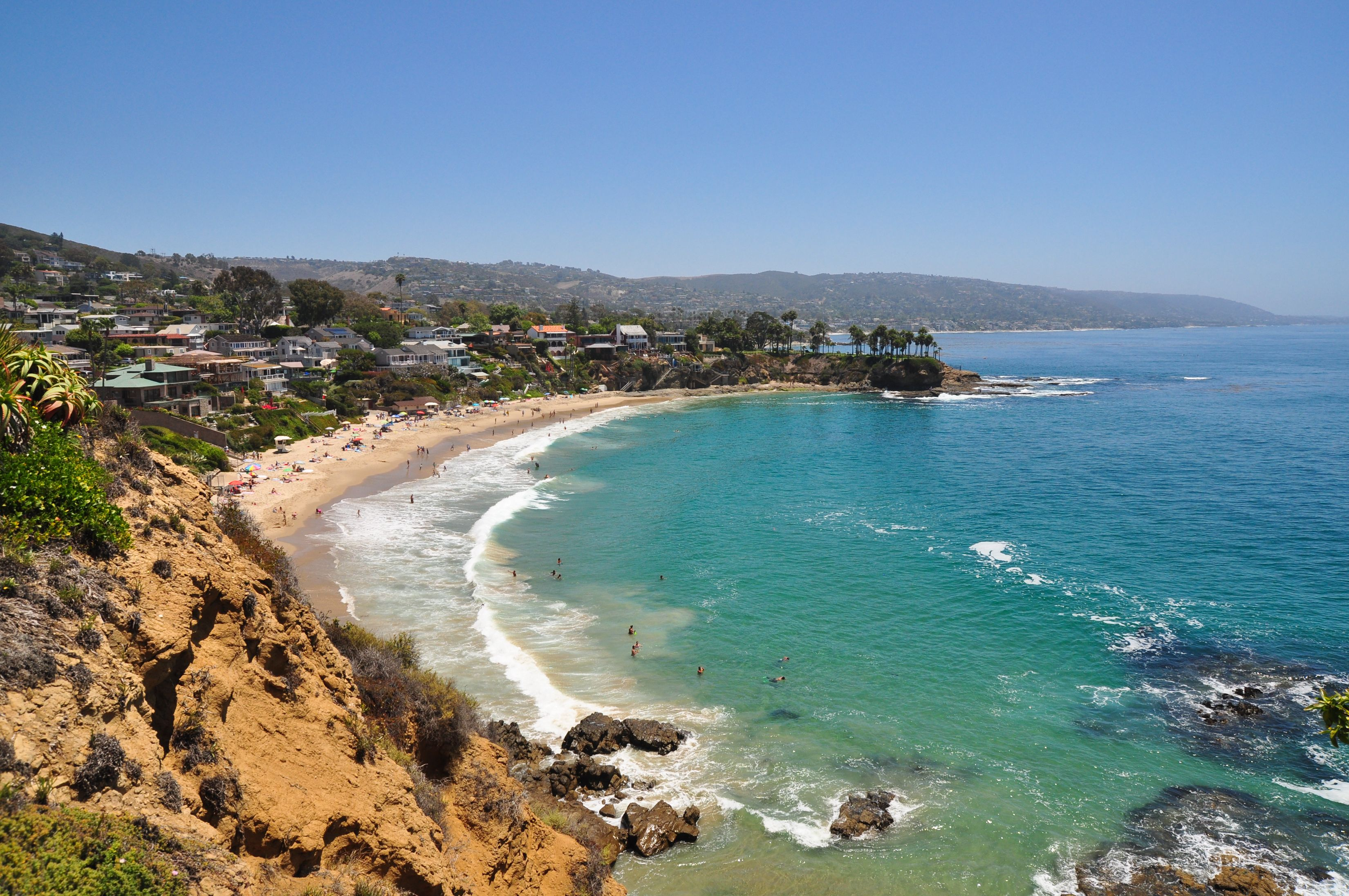 Laguna Beach Just 5 Miles From The Uci Campus Uci Campus Laguna Beach Campus