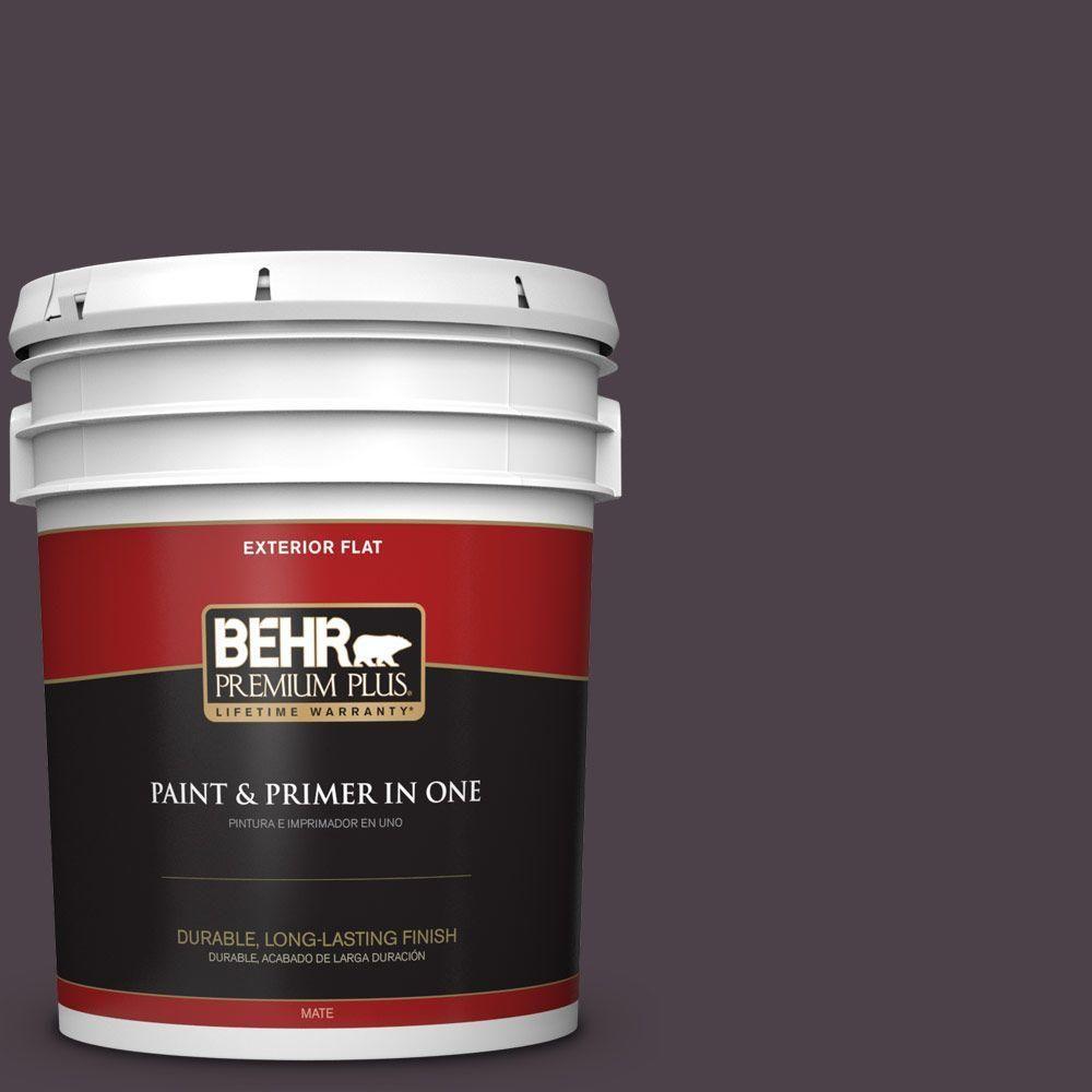 Bxc Dark Burgundy Wine Flat Exterior Paint Also Behr Premium Plus Ultra Gal  Weathered Moss Matte