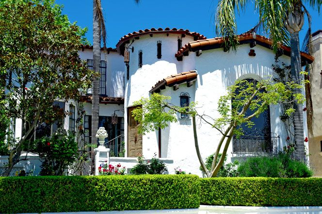 spanish homes pictures | spanish style homes for sale - laguna
