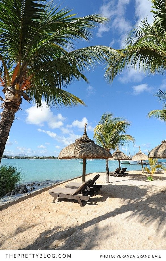 Win a romantic holiday to Mauritius with Amazing Holidays | {Giveaways} | The Pretty Blog