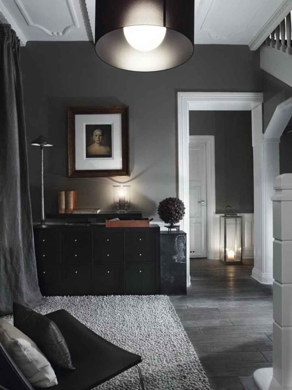 Receiving Room Interior Design: 20 Examples Of Minimal Interior Design #20