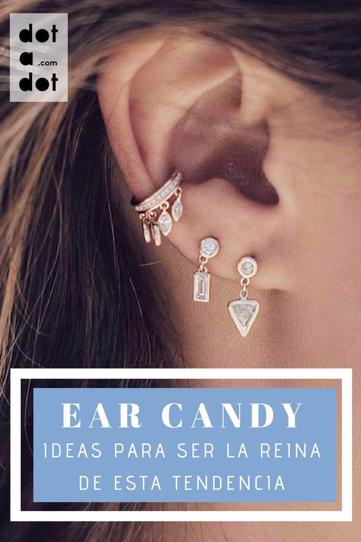 Ear candy: ideas que te servirán como inspiración para ser la reina de esta tendencia