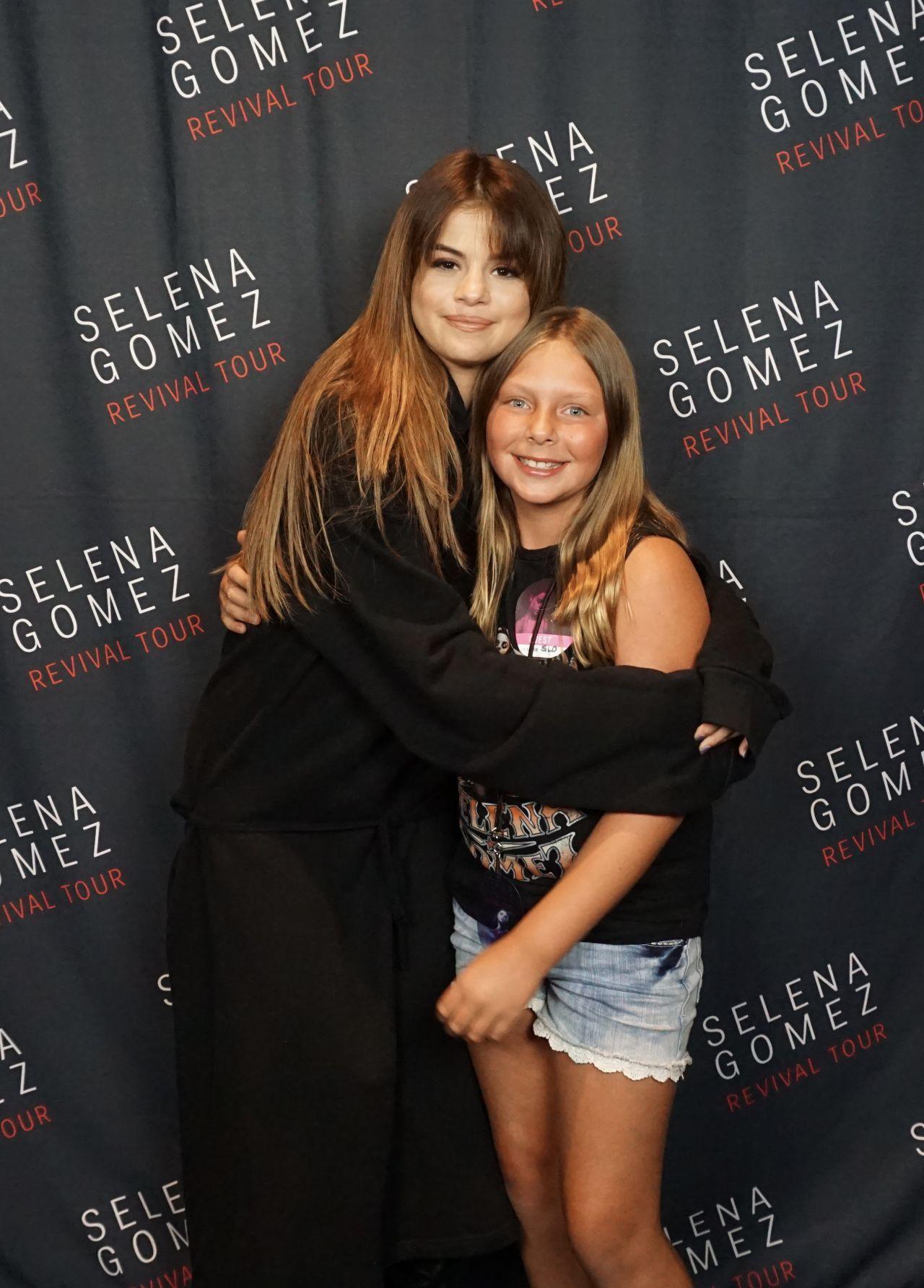 Selena Gomez Revival Tour Meet And Greet Google Search Revival