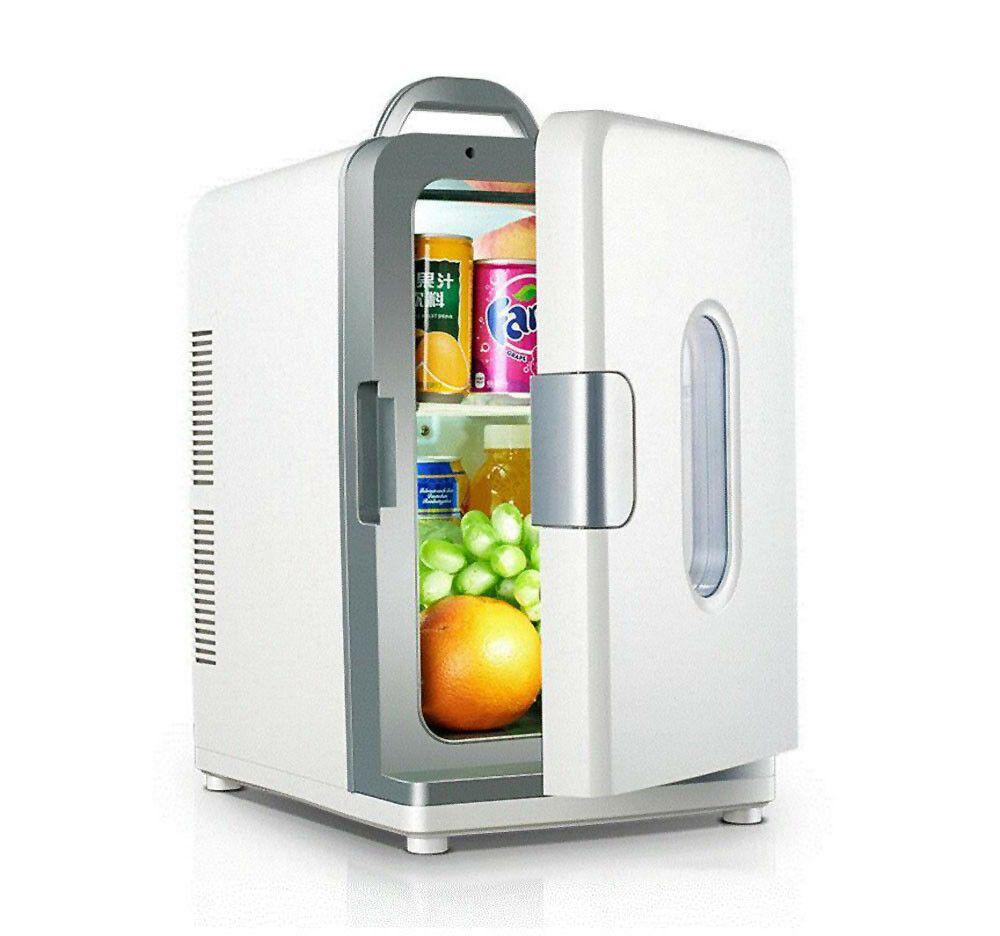 eBay Sponsored 18L Mini Car Fridge Freezer Cooler 12V