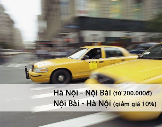taxi nội bài.