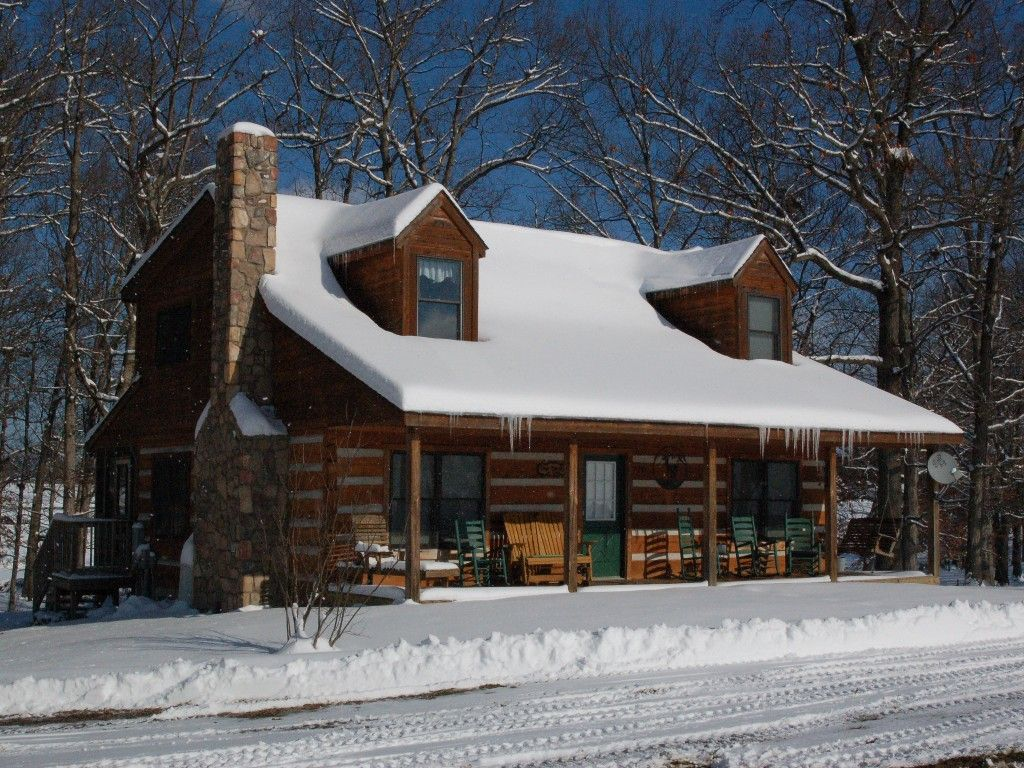 Deer Country Cabin Is Located In A Small Country Woods Within 1 Mile Of  Luray Caverns