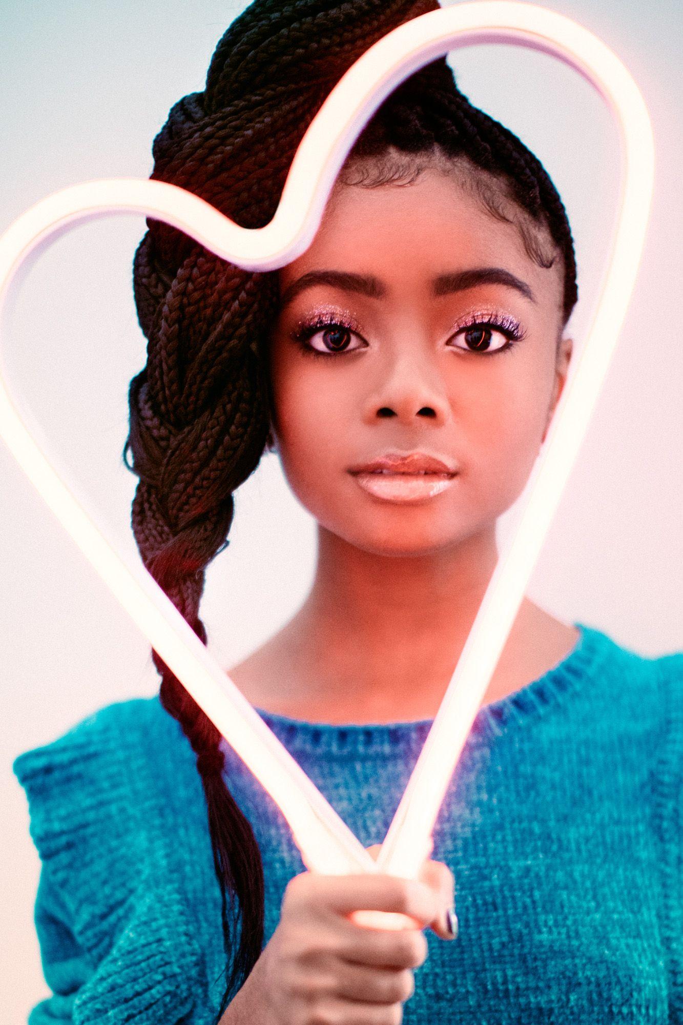 Søde sorte piger