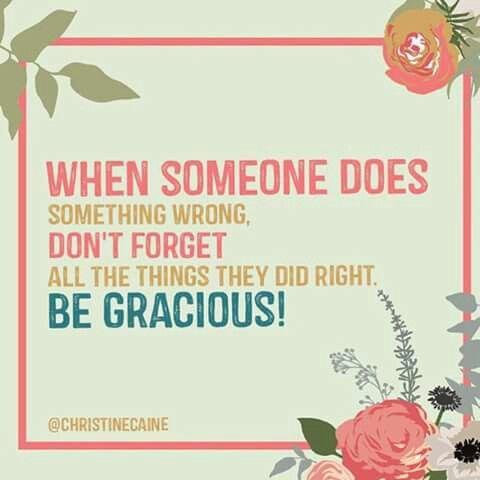 #bekind #begracious