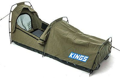 I Love Camping In A Swag Quick To Setup And Does Not Take Up A Heap Of Room Adventure King Range Represent Value For Money Campi Single Swag Swag Men Swag