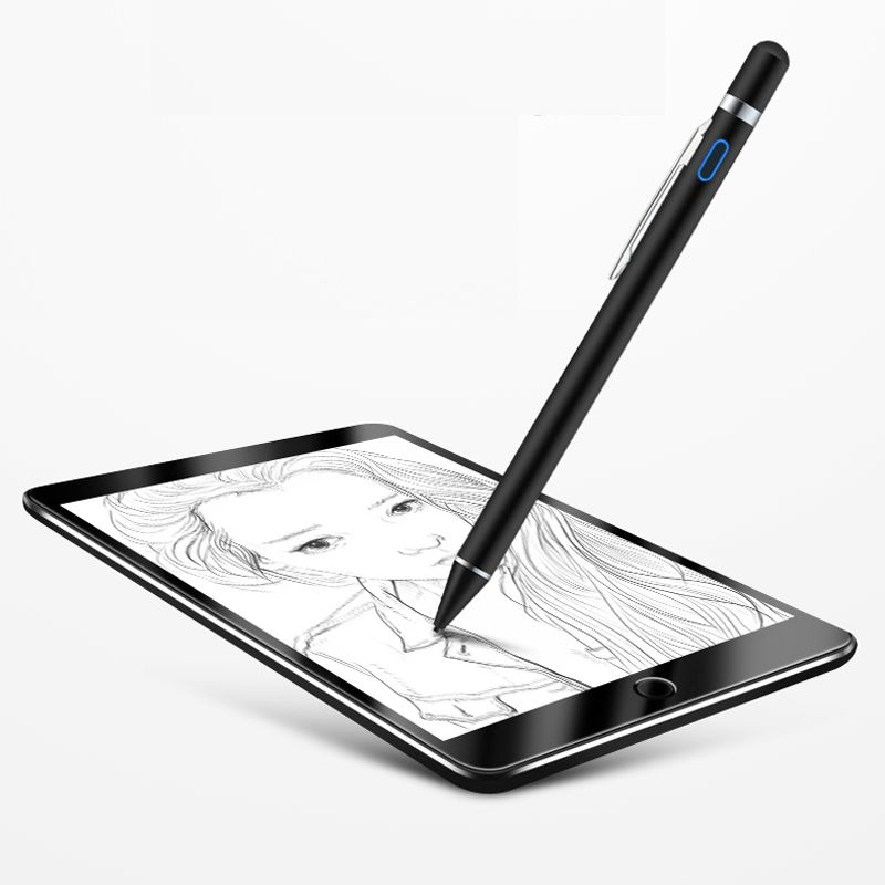 Active Stylus Digital Pen Pencil For Ipad Iphone Samsung Tablets