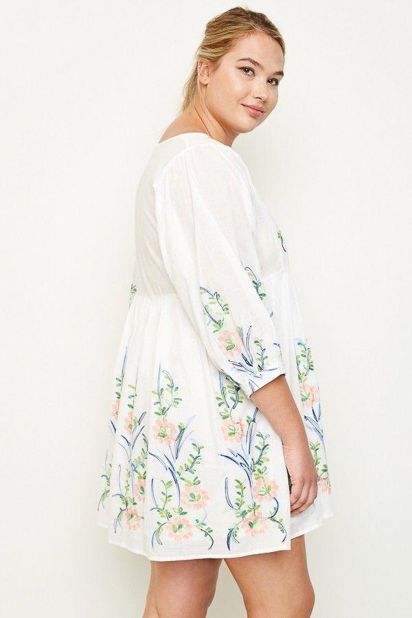 Hayden Los Angeles Plus Size Dresses H3817w Lashowroom