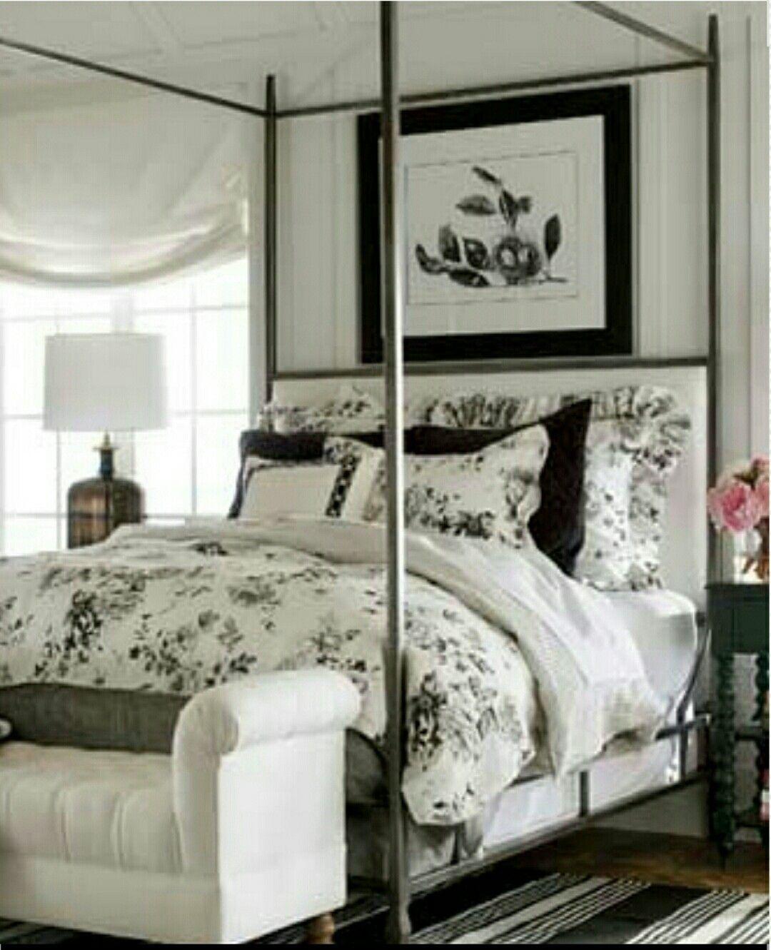 Ethan Allen Luxury bedroom furniture, Luxurious bedrooms