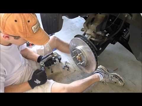 Marvelous Honda Pilot Brake Job