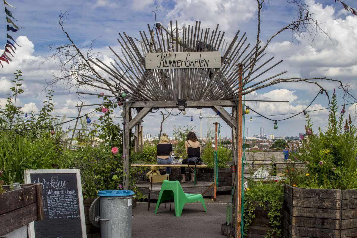 Urban Gardening vom Feinsten in Berlin Neukölln. Im