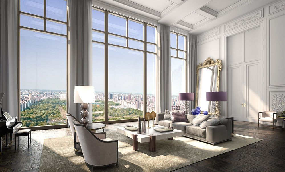 Robert A M Stern S 220 Central Park South Tower Revealed With