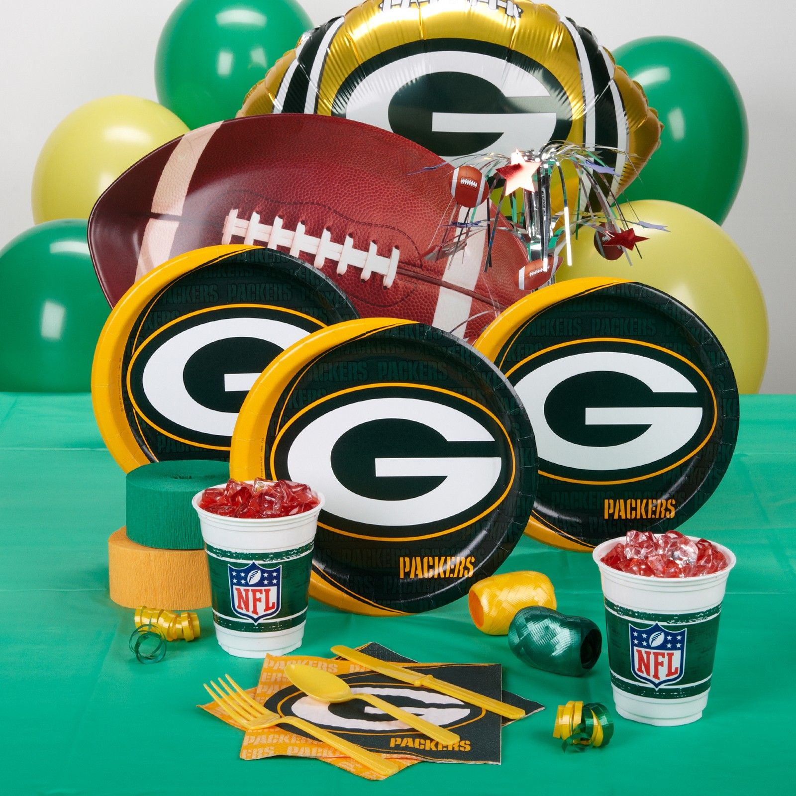 Gb packer birthday green bay packers party green bay