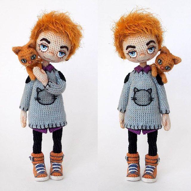 https://vk.com/mb_dolls | волосы куклы | Pinterest | Ganchillo ...
