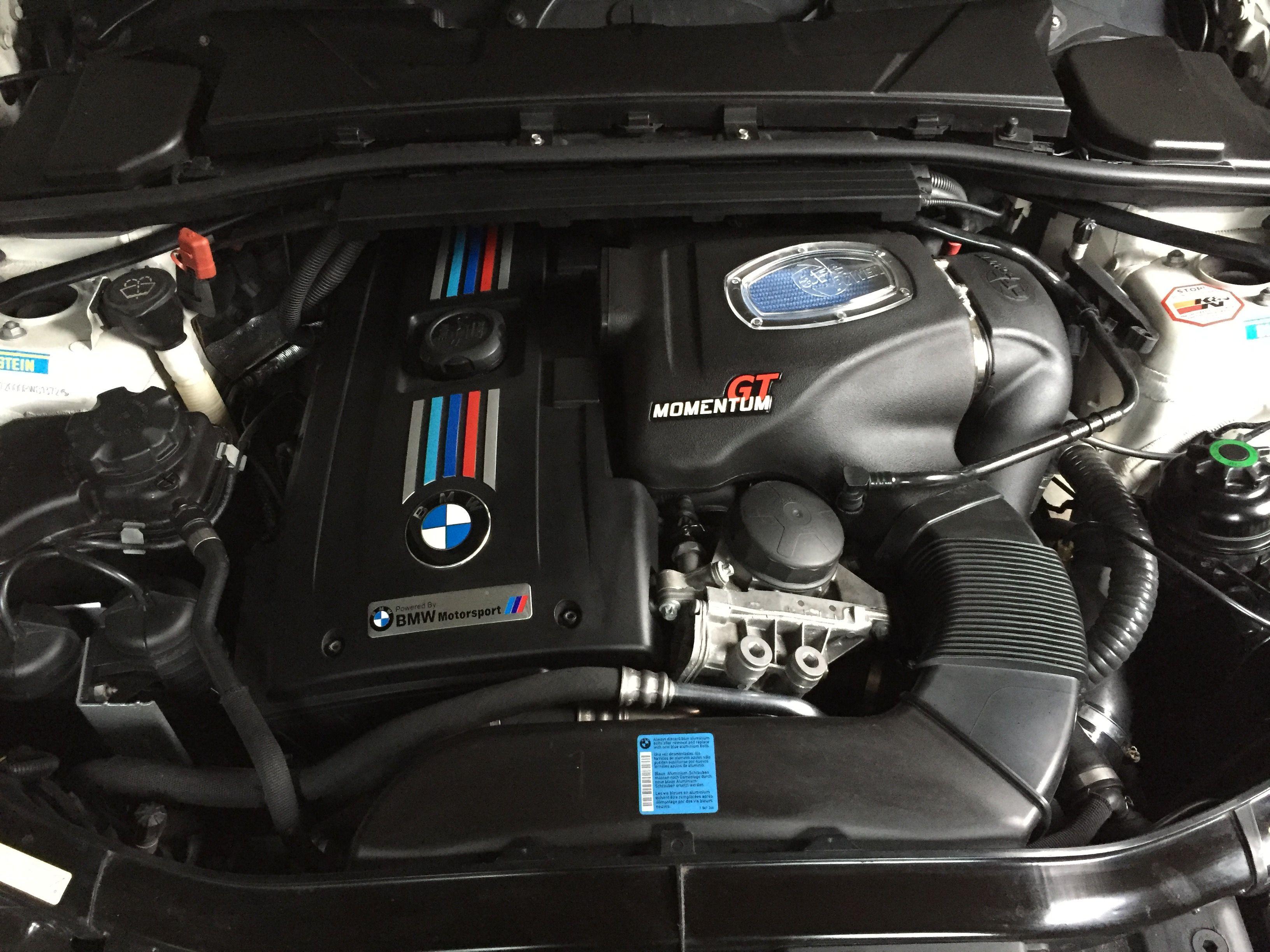 AFe Momentum GT Cold Air Intake N54 BMW 335i E92 N54