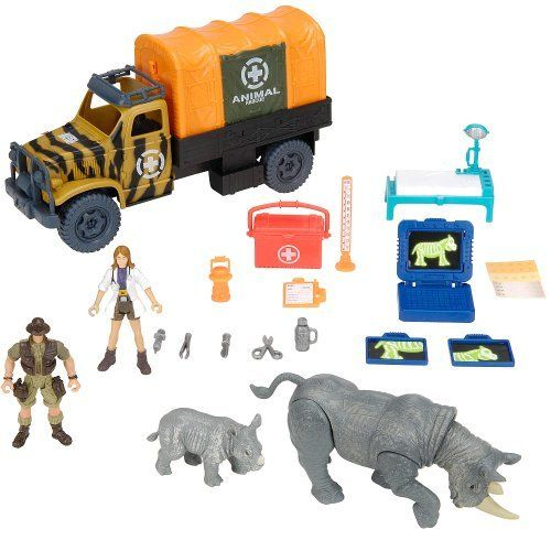 Animal Planet Safari Vet Center by Animal Planet. $26.99 ... on animal safari wildlife, fisher-price farm animal set, farm animal safari set, animal planet wildlife tree house bridge, animal planet wildlife family, lego wildlife set, ocean sea animal set, animal planet wildlife game, jurassic park toy set, animal toys,