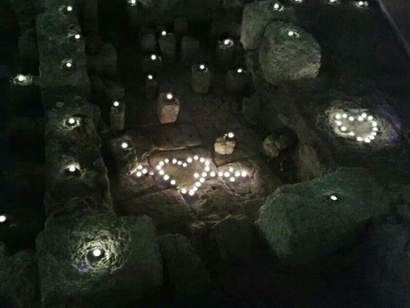Romanticismo al museo per San Valentino 2014 e M'illumino di meno di Caterpillar RaiRadio2