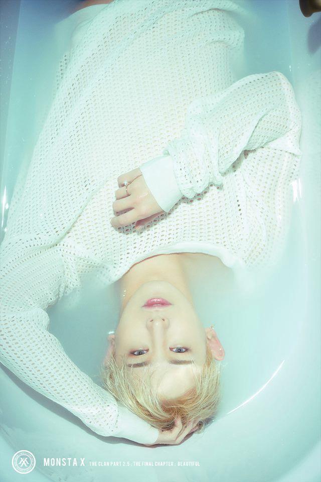 Wonho: T/P, je me sens pas bien