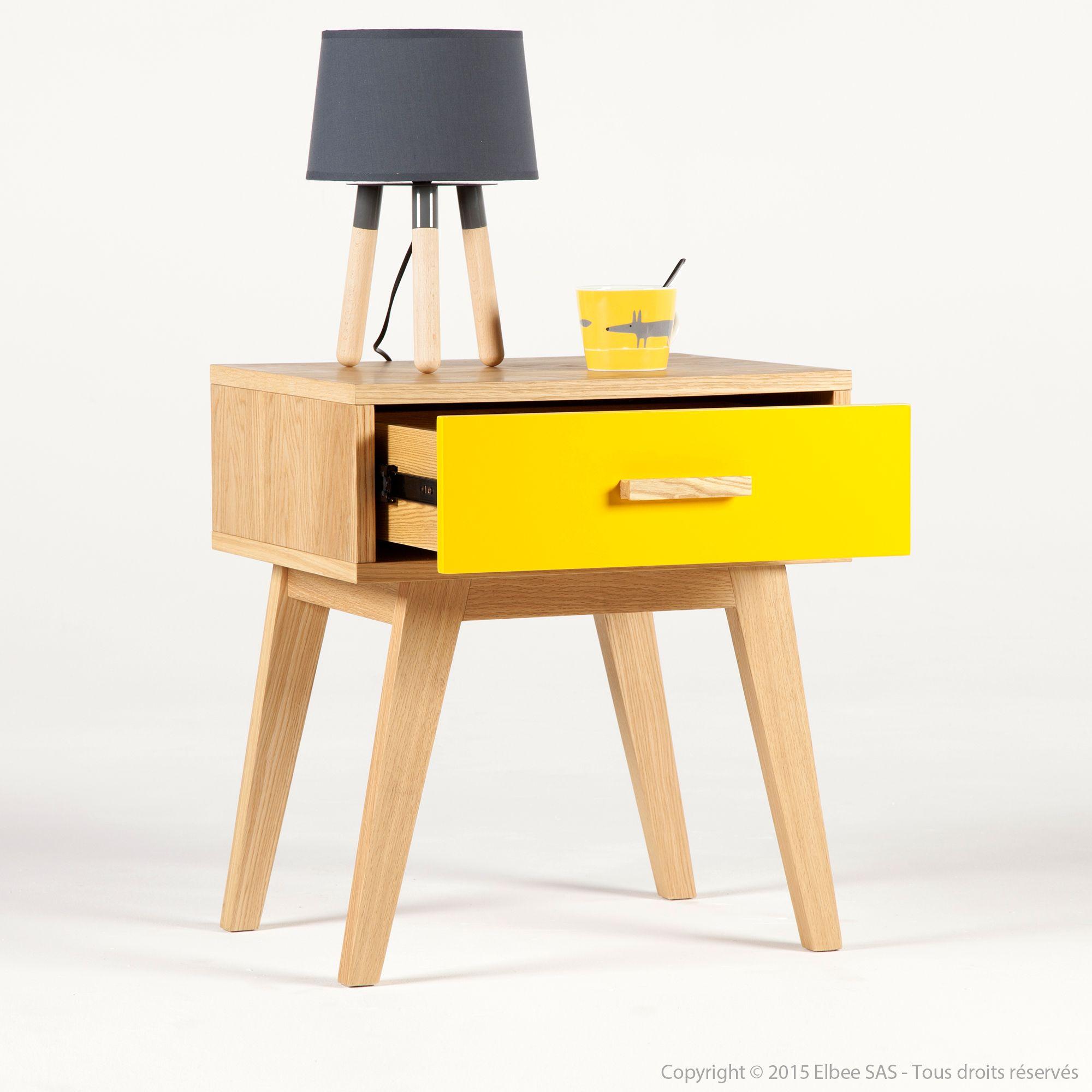 un peu de peps avec ce jaune tr s chaleureux du soleil. Black Bedroom Furniture Sets. Home Design Ideas