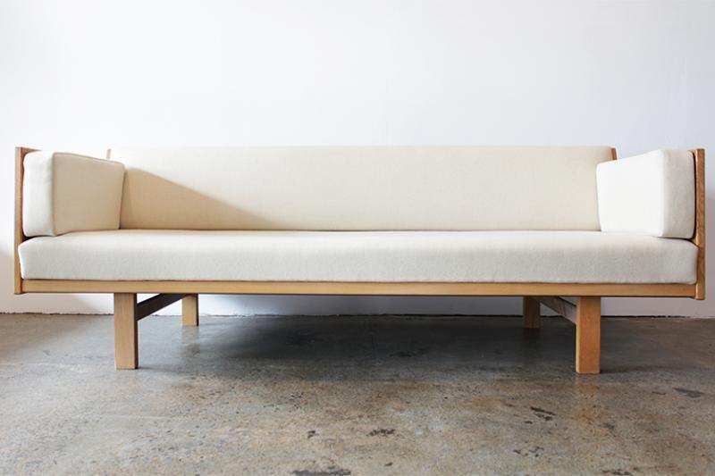 1087 hans wegner daybed ge259 daybed furniture