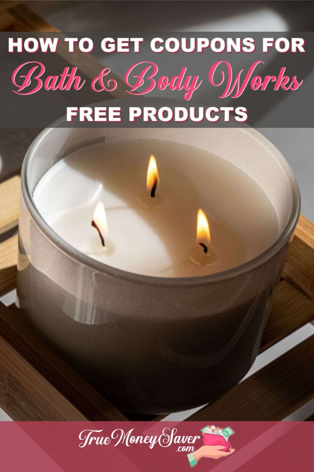 Do You Love Freebies Then Get On The Bath And Body Works Mailing