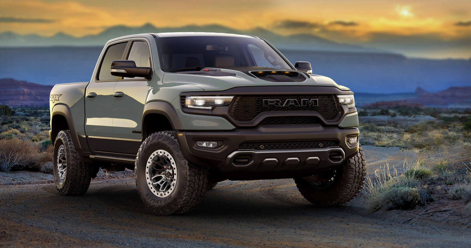 2021 Ram 1500 Trx Launch Edition Is A 92 010 Truck Limited To 702 Units In 2020 Pickup Trucks Trx Ram 1500