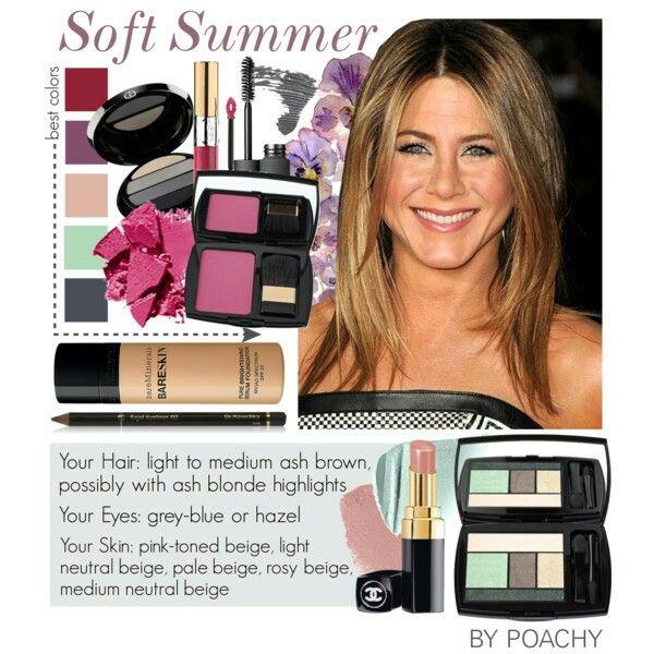 Soft Summer Makeup Soft Summer Palette Soft Summer Soft Summer Makeup