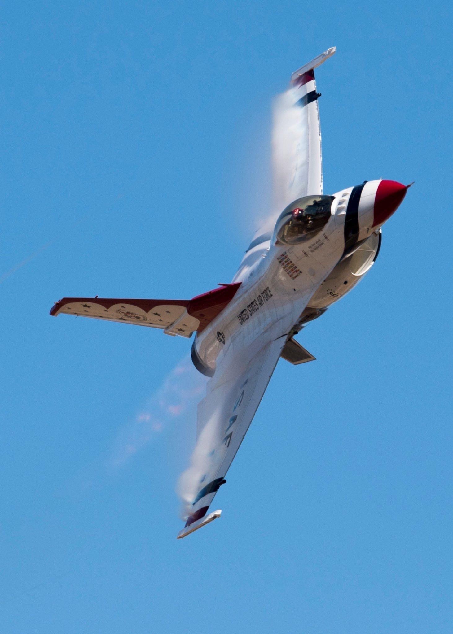Thunderbirds Thunderbird, Air show, Air force