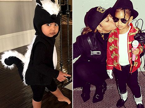 North, Blue, and More! Here\'s to the 10 Best Celeb Halloween ...