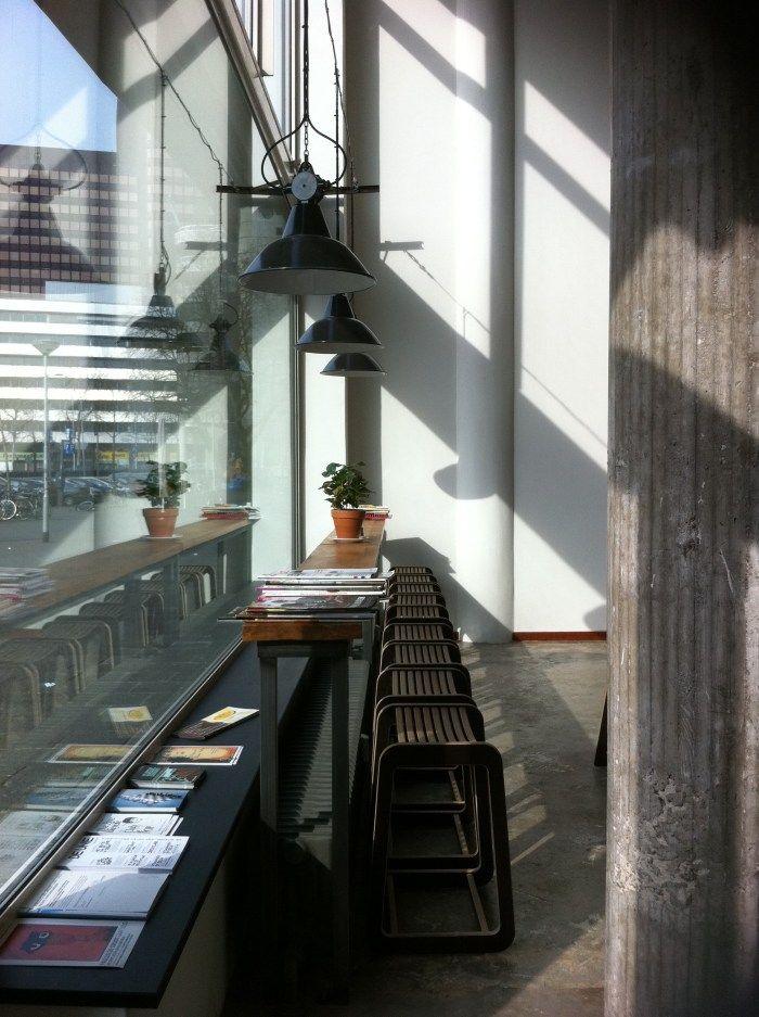 hopper rotterdam | shop | rotterdam, coffee, shop interiors