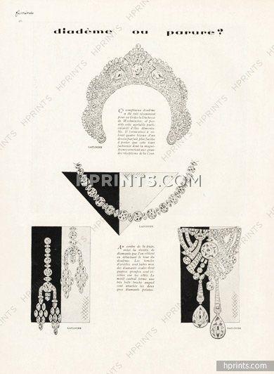 65641-diademe-ou-parure-1930-lacloche-tiara-hprints-com.jpg (390×532)