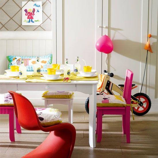 Kinderzimmer Wohnideen Möbel Dekoration Decoration Living Idea Interiors home nursery - Spielbereich für Kinder