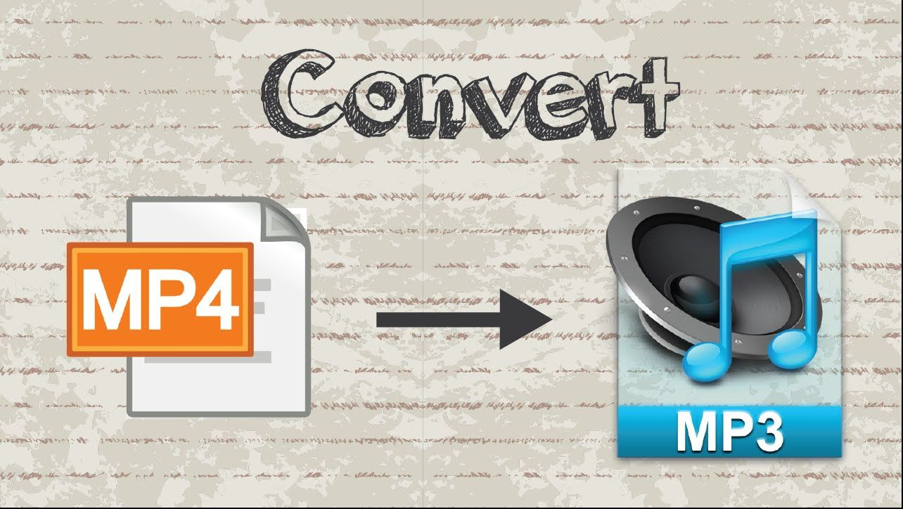 How to convert MP4 video to MP3 audio file #youtube #file #audio
