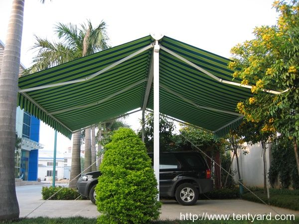 on canopy full gauge aluminum patio image of ideas size kits porch awning window carport best awesome unique metal for