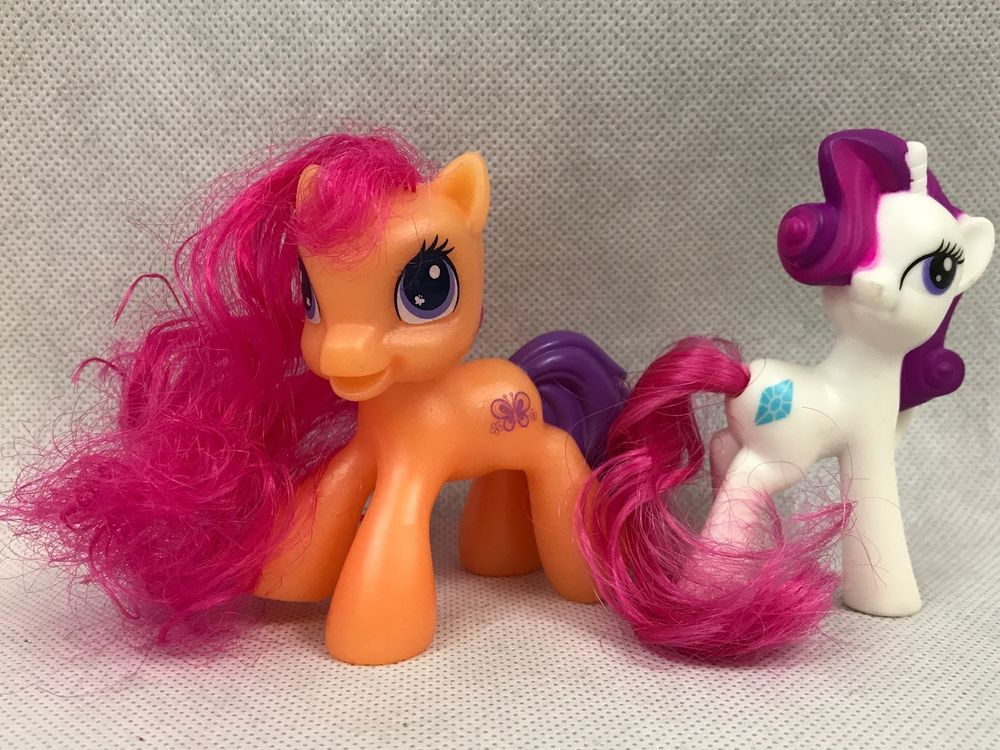 My Little Pony Scootaloo And Rarity Mcdonald S Collectible Toys Toys Hobbies Tv Movie Character My Little Pony Scootaloo My Little Pony Toy Collection Now is time for some scootaloo (human and pony of course).nothing really special, i only draw scoots hair longer and i think it looks pretty good.hope y. my little pony scootaloo and rarity