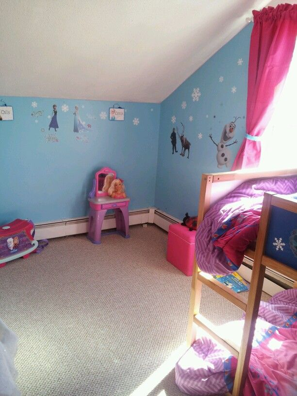 Frozen Room Frozen Room Frozen Bedroom Girl Room