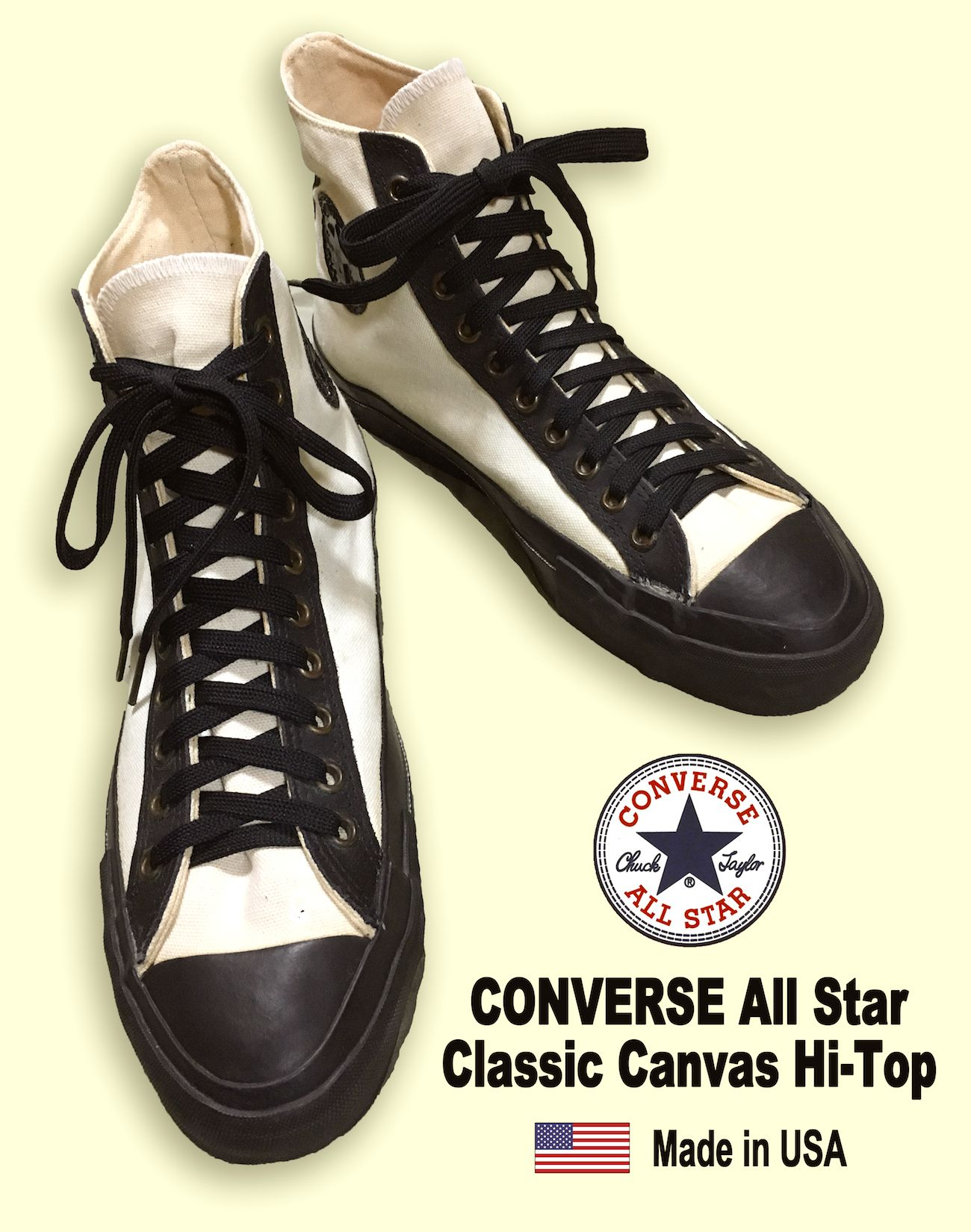 This model that Converse released as all star reproduction