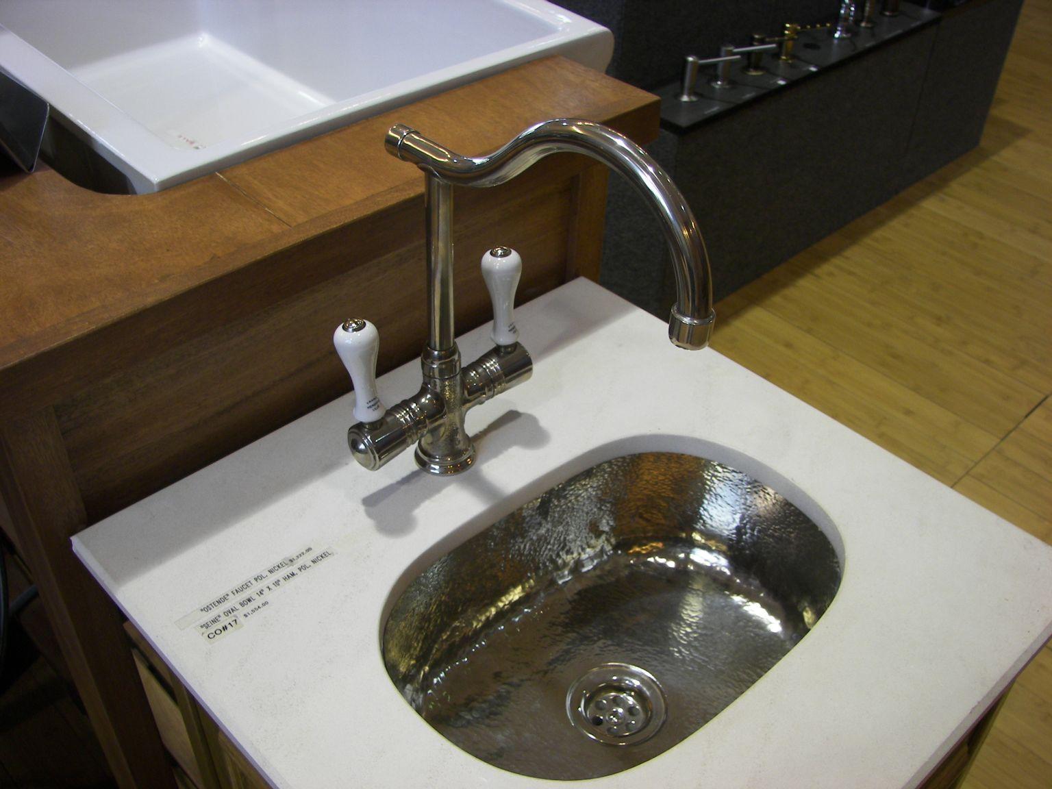 Kitchen Wet Bar Sink