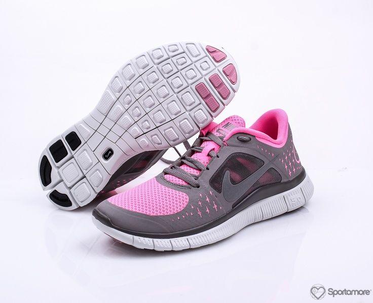 Wmns Free Run + 3 | Löparskor, Nike och Skor