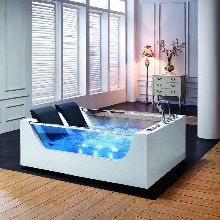 Platinum Spas Calabria 2 Person Whirlpool Bath Tub In 2020