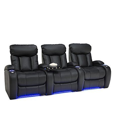Seatcraft Orleans Home Theater Seating Manual Recline