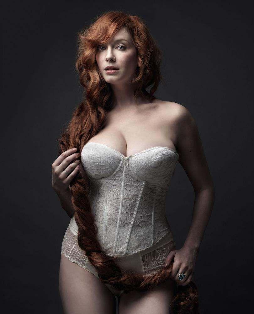 Plump redhead sexy