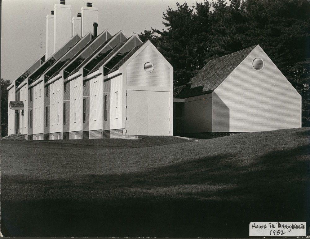 Buckwalter Residence Lancaster 1982