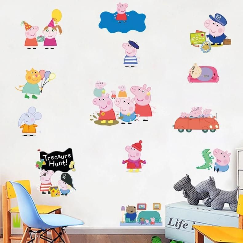 piggy paige wall decals wall stickers products pinterest rh za pinterest com
