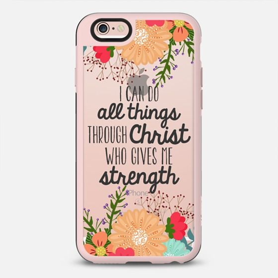 I Can do All Things - Classic Snap Case