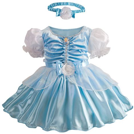 Cinderella Costume for Baby | Costumes & Costume Accessories | Disney Store